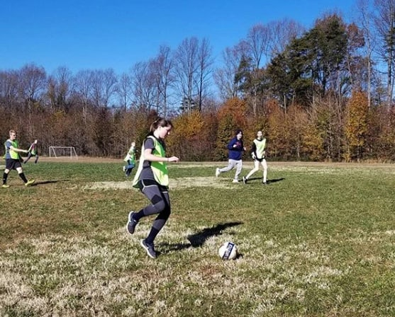 2nd Annual Thanksgiving Students vs. Faculty Soccer Match